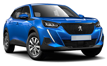 Peugeot 2008 Lease Option