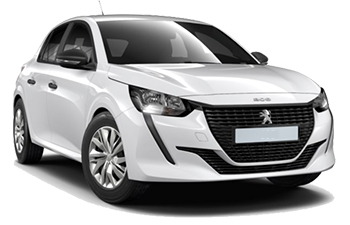 Peugeot 208 Lease Option