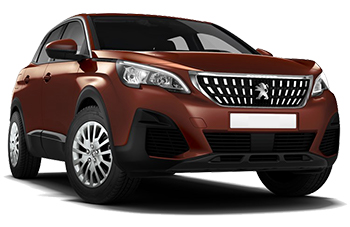 Peugeot 3008 Lease Option