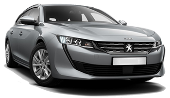 Peugeot 508 SW Lease Option