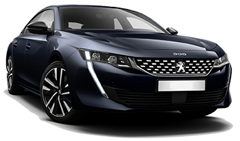 Peugeot 508 Lease Option
