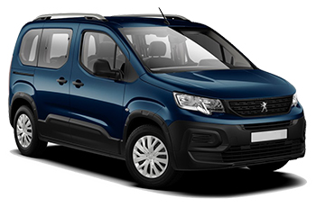 Peugeot Rifter Lease Option