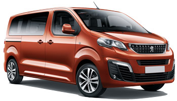 Peugeot Traveller Lease Option